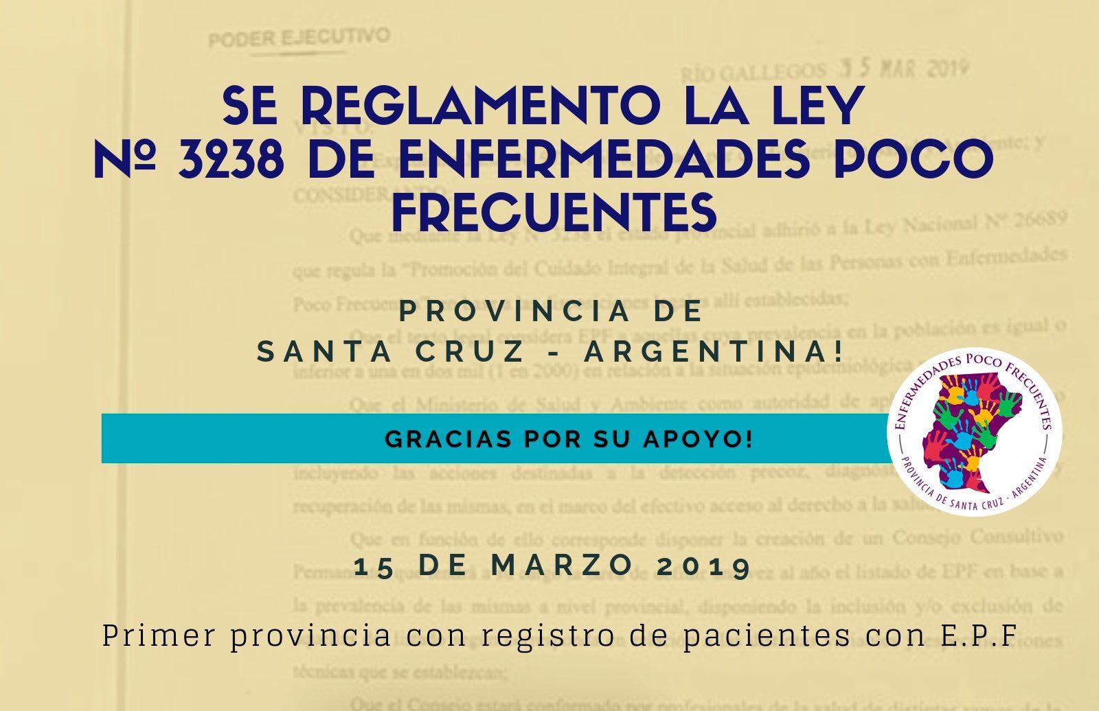 SE-REGLAMENTO-LA-LEY-3238-DE-ENFERMEDADES-POCO-FRECUENTES-EN-LA-PROVINCIA-DE-SANTA-CRUZ!